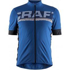 Craft Koszulka Rowerowa Męska Reel, Niebieski Xl. Niebieskie koszulki do fitnessu męskie Craft, m. W wyprzedaży za 189,00 zł.