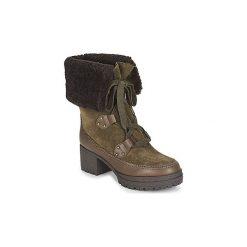 Buty zimowe damskie: Śniegowce See by Chloé  SB31130A
