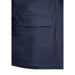 Gosoaky ELEPHANT MAN Kurtka przeciwdeszczowa mood indigo. Niebieskie kurtki chłopięce przeciwdeszczowe Gosoaky, z materiału. Za 249,00 zł.