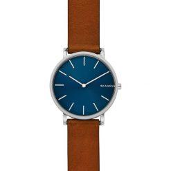 Zegarek SKAGEN - Hagen SKW6446 Brown/Silver. Brązowe zegarki męskie Skagen. Za 589,00 zł.
