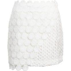 Minispódniczki: Topshop ROSIE Spódnica mini white