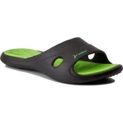 Chodaki damskie: Klapki RIDER - Slide Feet VII Fem 81907 Black/Green 23238