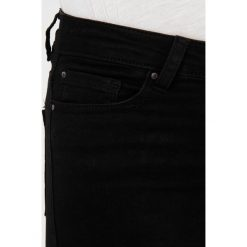 New Look Petite POACH SUPERSOFT SKINN Jeans Skinny Fit black. Czarne rurki damskie New Look Petite, petite. Za 129,00 zł.