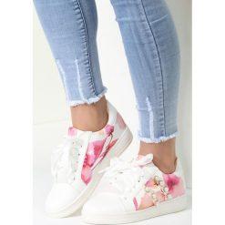 Buty sportowe damskie: Białe Buty Sportowe Burble