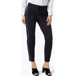 Bryczesy damskie: Cambio - Spodnie damskie – Jil, niebieski