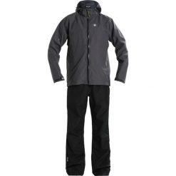 Kurtki trekkingowe męskie: 8848 Altitude DOUZE RAINSET SET Kurtka hardshell charcoal