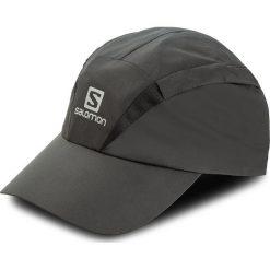 Czapka z daszkiem SALOMON - Xa Cap 380055 17 G0 Black. Szare czapki z daszkiem damskie marki Salomon, z gore-texu, na sznurówki, outdoorowe, gore-tex. Za 109,00 zł.