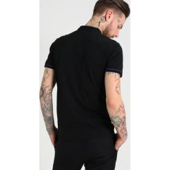T-shirty męskie: Kaporal SHORT SLEVED Tshirt basic black