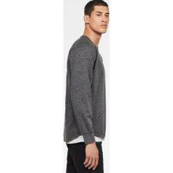 G-Star Raw - Bluza Calow. Czarne bluzy męskie rozpinane marki G-Star RAW, l, z bawełny, bez kaptura. W wyprzedaży za 239,90 zł.