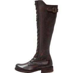 Felmini HARDY Kozaki sznurowane targoff cotto. Brązowe buty zimowe damskie Felmini, z materiału. Za 839,00 zł.