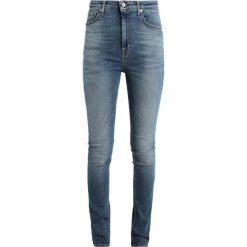 Boyfriendy damskie: Tiger of Sweden Jeans SANDIE   Jeans Skinny Fit medium blue