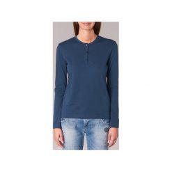 T-shirty z długim rękawem BOTD  EBISCOL. Niebieskie t-shirty damskie BOTD, l. Za 69,00 zł.
