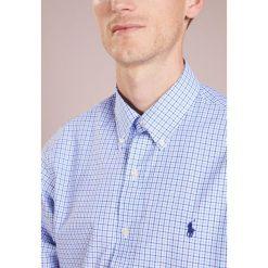 Polo Ralph Lauren SLIM FIT Koszula blue multi. Szare koszule męskie slim marki Polo Ralph Lauren, l, z bawełny, button down, z długim rękawem. Za 509,00 zł.