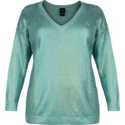 Bluzy damskie: Ariel – Mała Syrenka Embroidery Bluza damska zielony (Mint)