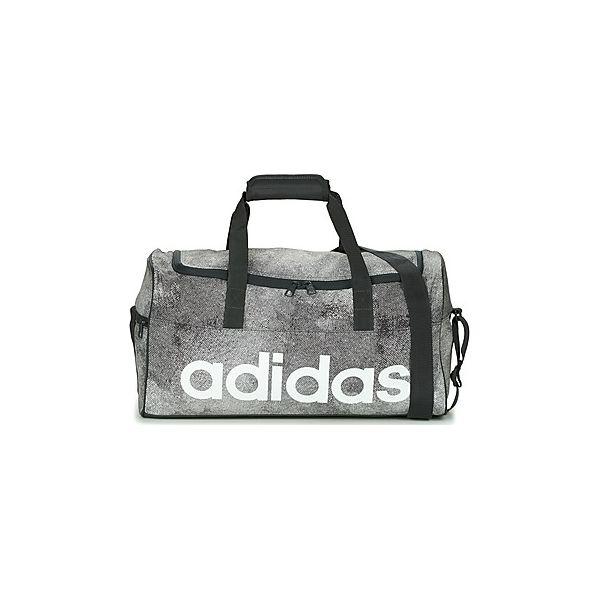 0c0fa4e4d3d87 Torby sportowe adidas LINEAR TEAMBAG SMALL - Szare torebki klasyczne ...