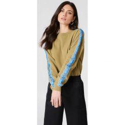 Swetry klasyczne damskie: Samsoe & Samsoe Sweter Kelsey – Green