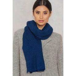 Rut&Circle Szal Tinelle - Navy. Niebieskie szaliki damskie Rut&Circle, z bawełny. W wyprzedaży za 32,48 zł.
