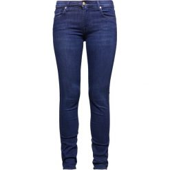 Rurki damskie: 7 for all mankind PYPER Jeans Skinny Fit blue denim