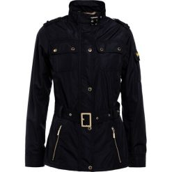Bomberki damskie: Barbour International™ Kurtka wiosenna black