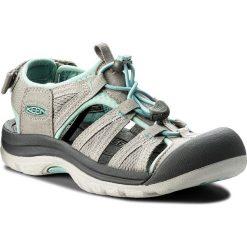 Sandały KEEN - Venice II H2 1018851 Paloma/Pastel Turquoise. Szare sandały damskie marki Keen, z materiału. W wyprzedaży za 319,00 zł.