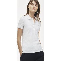 T-shirty damskie: Lacoste PF7845 Koszulka polo white