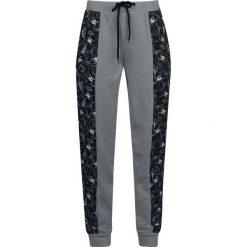 Miasteczko Halloween Zero Stones Spodnie dresowe damskie wielokolorowy. Szare spodnie dresowe damskie Miasteczko Halloween, xl, z dresówki. Za 144,90 zł.