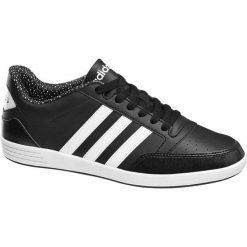 Buty sportowe damskie: buty damskie Adidas Vl Hoops Lo W adidas czarne