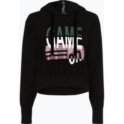Odzież damska: Marc Cain Sports - Damska bluza nierozpinana, czarny
