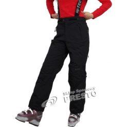 Spodnie dresowe damskie: Hi-tec Spodnie ocieplane LADY GEMINI BLACK r. M