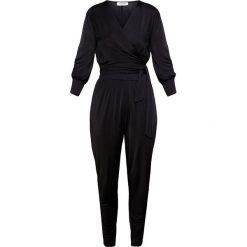 MAX&Co. PORTANTE Kombinezon black. Czarne kombinezony damskie MAX&Co., s, z materiału. W wyprzedaży za 603,85 zł.