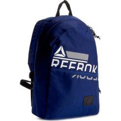 Plecak Reebok - Style Found Follow Gr Bp CD2190  Deecob. Niebieskie plecaki męskie Reebok, z materiału, sportowe. Za 99,95 zł.
