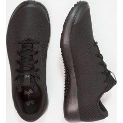 Under Armour RAPID Obuwie do biegania treningowe black. Czarne buty do biegania damskie marki Under Armour, z materiału. Za 229,00 zł.
