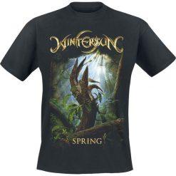 T-shirty męskie: Wintersun Spring T-Shirt czarny
