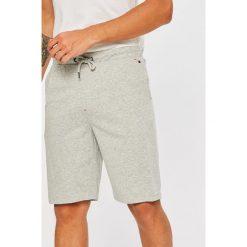 Tommy Hilfiger - Szorty piżamowe. Szare piżamy męskie marki TOMMY HILFIGER, l, z bawełny. W wyprzedaży za 139,90 zł.