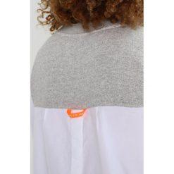 Bluzy rozpinane damskie: Marc O'Polo DENIM PATCH COLOR MIX Bluza grey