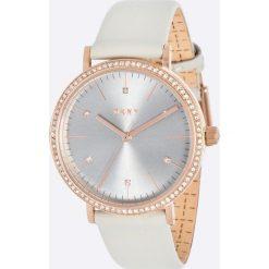 Dkny - Zegarek NY2609. Szare zegarki damskie DKNY, szklane. Za 599,90 zł.