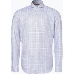 HUGO - Koszula męska – Vepic, niebieski. Niebieskie koszule męskie marki HUGO, m, z bawełny. Za 399,95 zł.