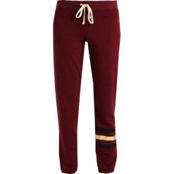 Bryczesy damskie: Sundry SWEATPANTS  Spodnie treningowe burgundy