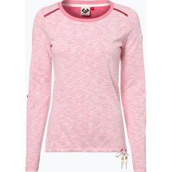 Bluzy damskie: Ragwear - Damska bluza nierozpinana – Jocelyn, różowy