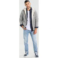 Bejsbolówki męskie: Shine Original BOA Bluza z kapturem grey melange