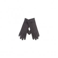 Rękawiczki damskie gładkie, Z KOKARDKĄ. Czarne rękawiczki damskie TXM. Za 14,99 zł.