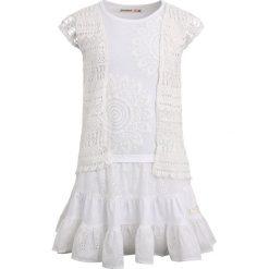 Sukienki dziewczęce: Desigual VEST BIRMINGHAM Sukienka letnia white