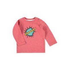 Esprit  Boy Bluzka z długim rękawem korallrot - czerwony. Czerwone t-shirty chłopięce z długim rękawem Esprit, z bawełny. Za 35,00 zł.