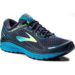 Buty do biegania męskie: Buty BROOKS - Aduro 5 110255 1D 499 Peacoat Navy/Green Gecko/Methyl Blue