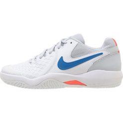 Buty sportowe damskie: Nike Performance ZOOM AIR RESISTANCE Obuwie multicourt white/blue/hot lava