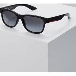 Prada Linea Rossa Okulary przeciwsłoneczne black. Czarne okulary przeciwsłoneczne męskie aviatory Prada Linea Rossa. Za 859,00 zł.