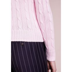 Swetry klasyczne damskie: Polo Ralph Lauren JULIANNA Sweter capri pink