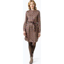 0039 Italy - Sukienka damska – Leonora, lila. Szare sukienki z falbanami 0039 Italy, s. Za 899,95 zł.