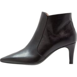 Botki damskie lity: Brenda Zaro BENETTBO Ankle boot black/duala black