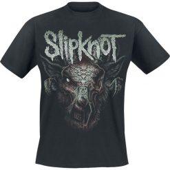 Slipknot Infected Goat T-Shirt czarny. Czarne t-shirty męskie z nadrukiem marki Slipknot, m, z kapturem. Za 89,90 zł.